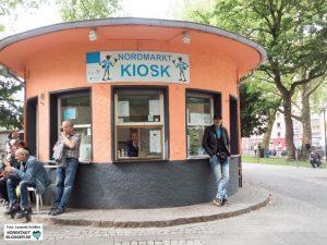 Der Nordmarkt-Kiosk - Ein soziales Projekt.