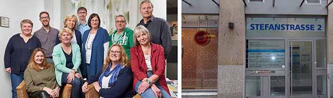 Neue Räume und mehr Angebote: Die Suchtberatung der Caritas Dortmund ist in die Stefanstraße umgezogen