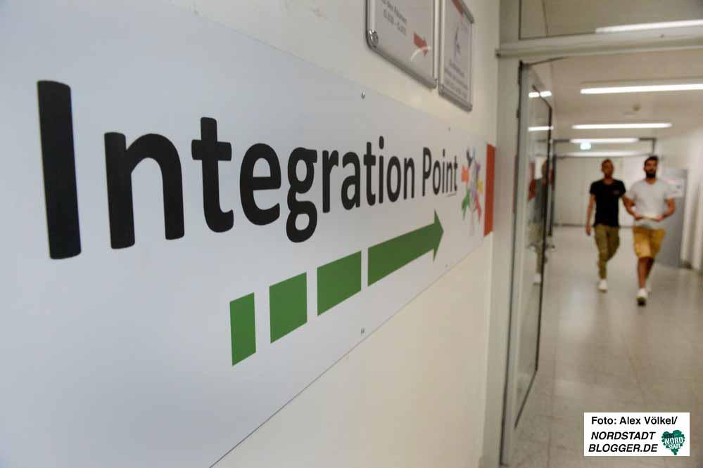 """An der Steinstraße in der Nordstadt ist der gemeinsame """"Integration Point"""" von Jobcenter und Arbeitsagentur."""