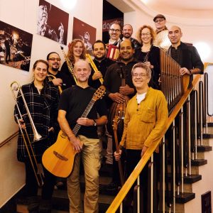 Transorient Orchestra Foto: Lutz Voigtländer