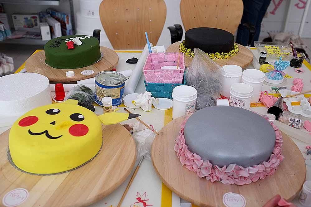 Kurs torten dekorieren dortmund hausrezepte von for Kuchen dortmund