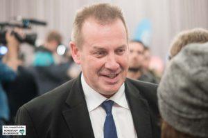 Der Dortmunder CDU-Bundestagsabgeordnete Thorsten Hoffmann freute sich über den Auftakt in seiner Heimatstadt.