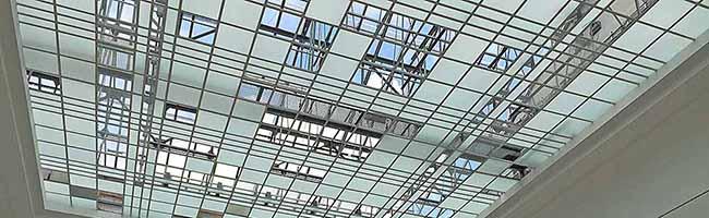 Baukunstarchiv NRW im alten Museum am Ostwall in Dortmund: Die Hälfte des Umbaus ist schon geschafft