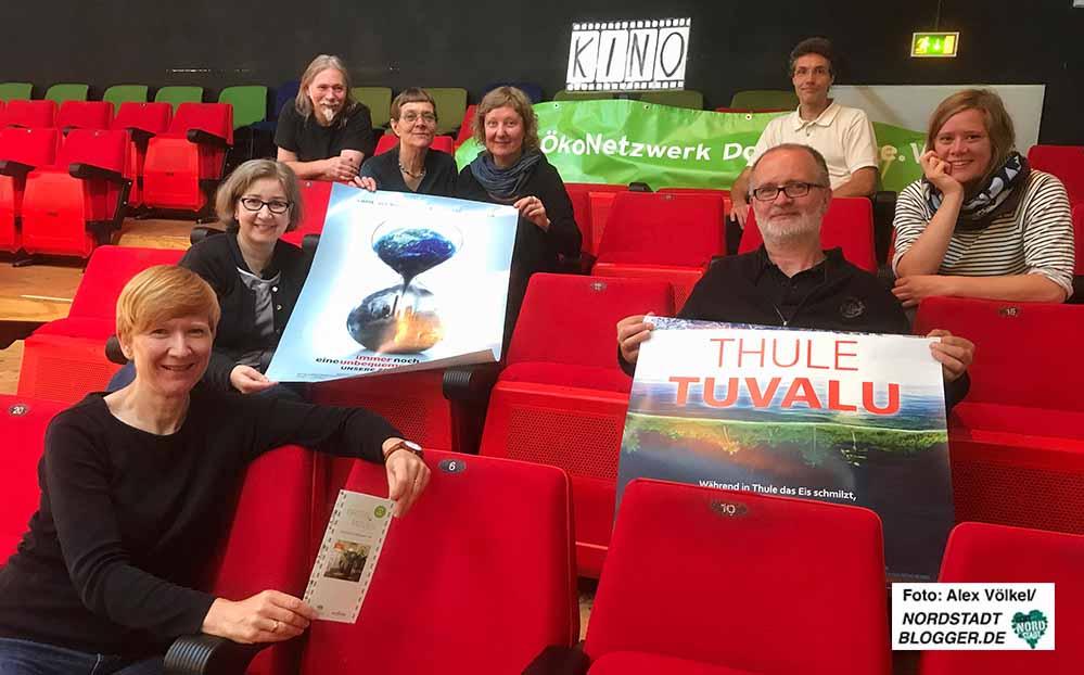 """Das Öko Netzwerk Dortmund und das sweetSixteen-Kino zeigen """"Green Movies"""". Foto: Alex Völkel"""