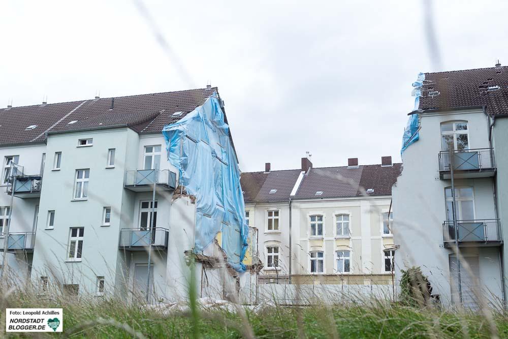 Explodiertes Haus Hörde Teutonenstraße Dortmund
