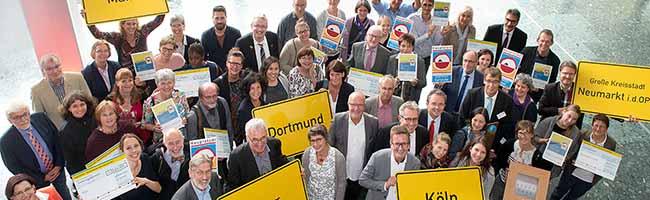"""Mehr als 100 Städte wollten """"Hauptstadt des Fairen Handels 2017"""" werden – Dortmund belegt den dritten Platz"""