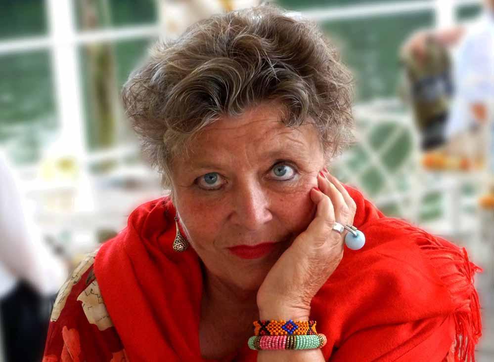 """Schriftstellerin Ursula Maria Wartmann ist zur """"Autorin des Jahres 2017"""" gekürt worden. Foto: Autorinnenvereinigung e.V."""