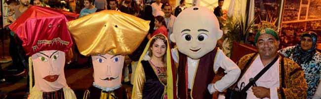 Größtes Ramadan-Festival in Europa geht zu Ende: Neues Konzept an und in den Westfalenhallen geht auf