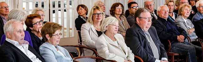 Verdienstkreuze am Bande für ehrenamtliches Engagement: Rosemarie Liedschulteund Margarete Konieczny geehrt
