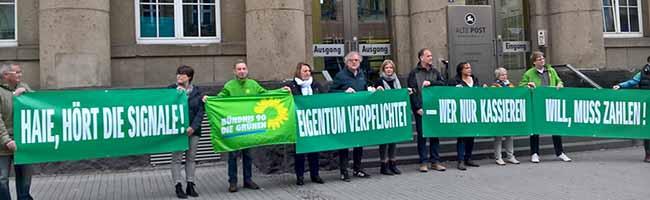 """Intown trägt jetzt wieder die alleine Verantwortung Hannibal II"""" in Dorstfeld – Stadt Dortmund übergibt Schlüsselgewalt"""