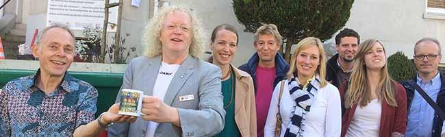 Gute Chancen für Zuschüsse: Erste Fördermittel fließen in denkmalgerechte Erhaltung der Werkssiedlung Oberdorstfeld