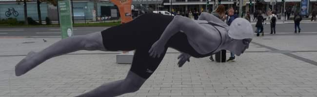 """""""Zwischen Erfolg und Verfolgung"""" in Dortmund: Zwei Gedenktafeln für jüdische SportlerInnen wurden zerstört"""