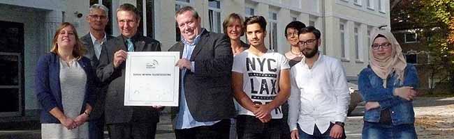 TalentScouting der Fachhochschule Dortmund fördert Talente an der Anne-Frank-Gesamtschule in der Nordstadt