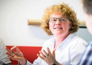 Ulrike Kletezka ist bisher 2. Bevollmächtigte der IGM in Dortmund.