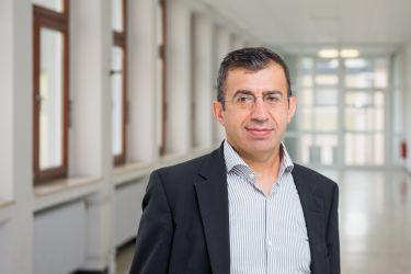 Ahmet Toprak, Prof. an der FH Dortmund
