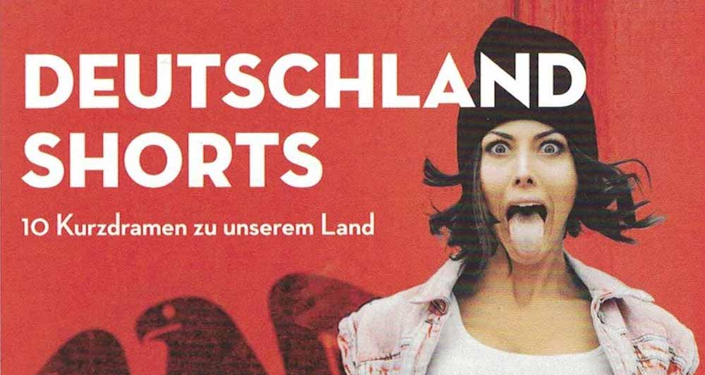 Deutschland-Shorts-Flyer