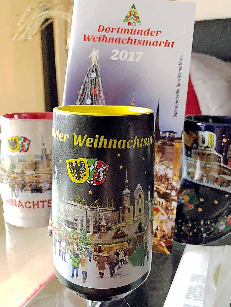 Dortmunder Weihnachtsmarkt Stände.Donnerstag Startet Der Weihnachtsmarkt In Dortmund Der Größte