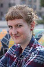 Sabrina Schramme, Moderatorin der Festival-Vorträge