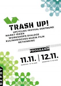 Trash UP! 2017 Flyer/Plakat