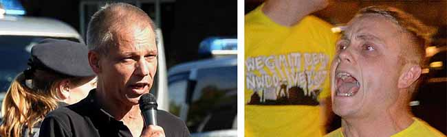 """Streit bei """"Die Rechte"""": Christoph Drewer löst Parteigründer Christian Worch ab – Samstag Neonazi-Kongress in Dortmund"""