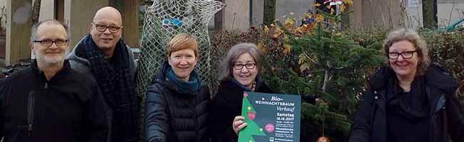 ÖkoNetzwerk Dortmund: Am Samstag findet zum fünften Mal der Bioweihnachtsbaum-Verkauf im Kreuzviertel statt