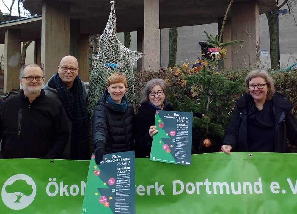 Tannenbaum Kaufen Dortmund.ökonetzwerk Dortmund Am Samstag Findet Zum Fünften Mal Der