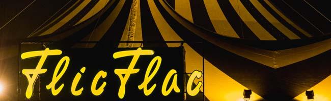 Das 25. Türchen am Adventskalender: Der Zirkus Flic Flac ist auch dieses Jahr mit X-MAS Show in Dortmund zu Gast