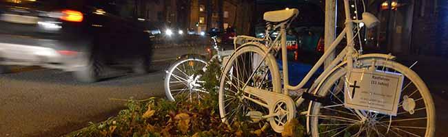 """Erneut tödlicher Unfall in der Nordstadt: Radfahrer stirbt durch LKW – Aufstellung eines """"Ghost Bikes"""" geplant"""