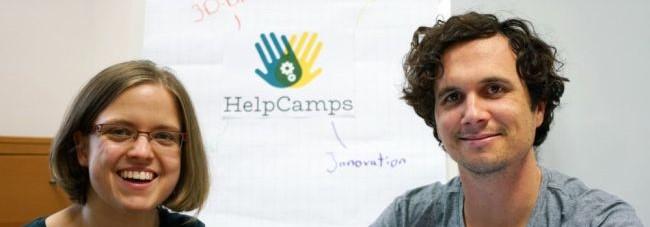 """Auftakt zum Projekt """"HelpCamps"""" – Hand in Hand zu innovativen Lösungen für Menschen mit Behinderungen"""