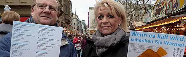Helfen kann jeder: Mit Handwärmern gegen das Erfrieren – Aktion der Diakonie gegen Obdachlosigkeit in Dortmund