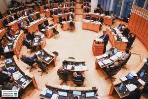 Der Rat hat mit den Stimmen von SPD und CDU den Haushalt auf den Weg gebracht.