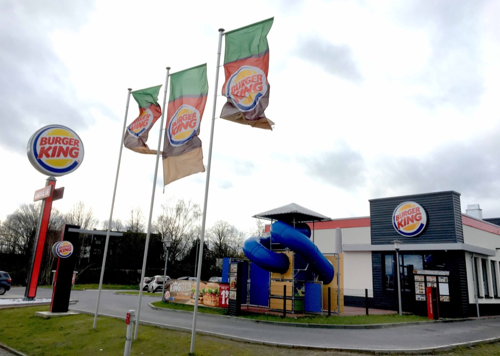 burger king beauftragte der gesch ftsleitung behindern in der filiale dortmund eving die. Black Bedroom Furniture Sets. Home Design Ideas