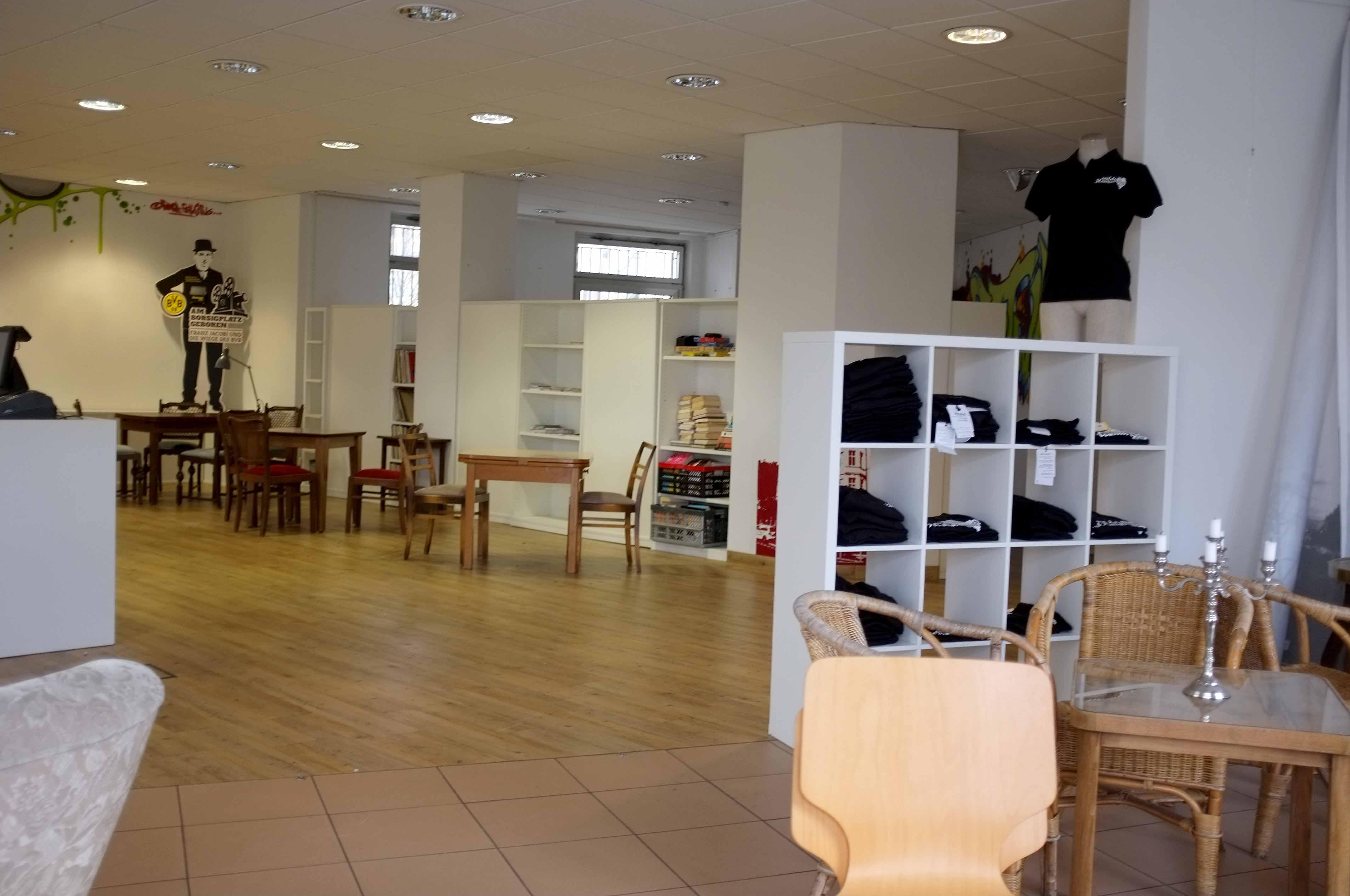 neue nutzung der concordiart r ume ist geplant das kunstkaufhaus hat sich nicht am borsigplatz. Black Bedroom Furniture Sets. Home Design Ideas