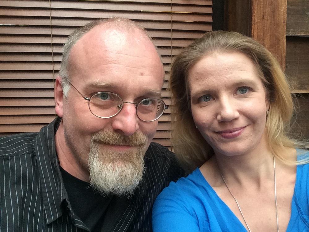 Die besten Tage meines Lebens, Markus Veith (l) und Kisrsten Annika Lange (r)