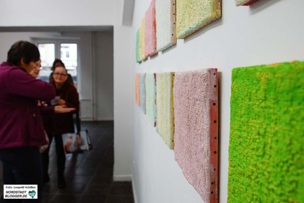 U201eFarbe.Licht.Raumu201c In Der Nordstadt: Ausstellung Im Künstlerhaus Dortmund  Zur Scheinbaren Dreieinigkeit