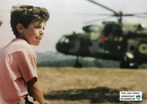 Der Krieg im ehemaligen Jugoslawien beschäftigt die Politik noch heute.