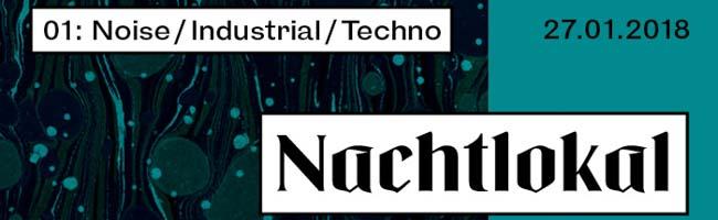 """""""Nachtlokal"""" startet in der Nordstadt in die erste Runde: Auftakt mit einer Mischung aus Noise, Industrial und Techno"""