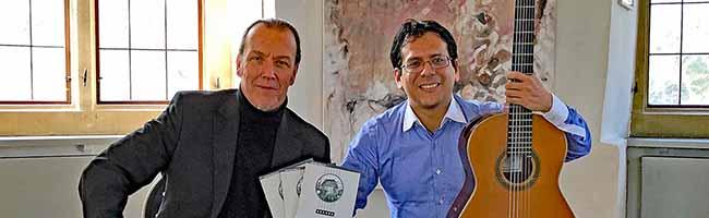 Seit 22 Jahren ein Erfolg: Gitarrenmusik im Torhaus – Acht Konzerte locken an Eingang zum Rombergpark