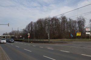 Verkehrsanbindung an die Hildastraße Dortmund Foto: Carmen Körner