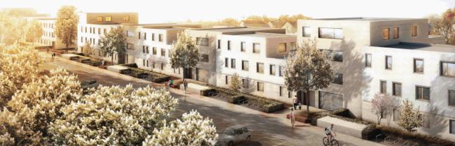 Stadt Dortmund investiert in den sozialen Wohnungsbau: Bau von rund 120 Wohneinheiten im Ortsteil Wambel geplant