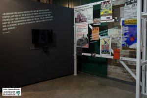 Ausstellungsteil von RevierGestalten