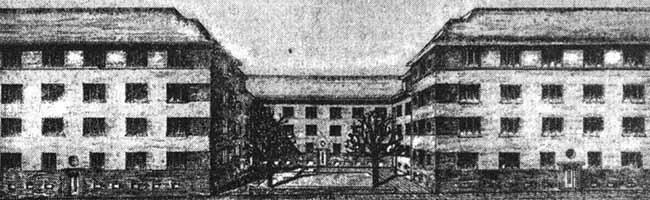 SERIE Nordstadt-Geschichte(n): Spar- und Bauverein schloss 1938 die letzte Lücke an der Brackeler Straße