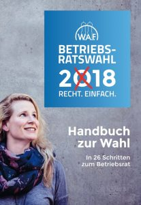 DGB Handbuch zur Betriebsratwahl und Aufstellung