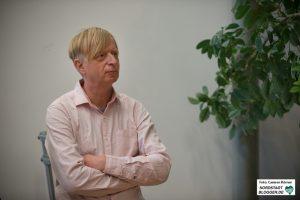 Stefan Woßmann, Leiter des Respekt-Büros.