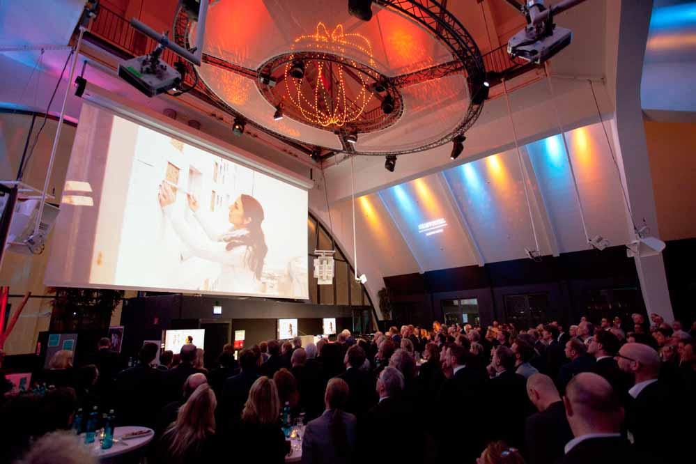 Im Dortmunder U wurden der Wirtschaft- und der Unternehmerinnen-Preis verliehen. Foto: WFDO