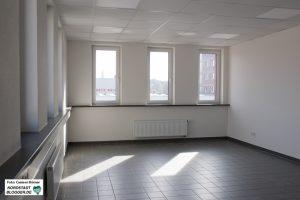 Der neue Aufenthaltsraum vom Tiefbauamt in der neuen Niederlassung in der Alten Straße.