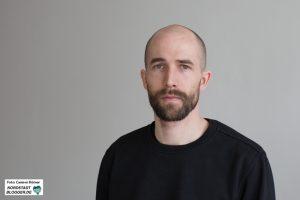 Paul Hempt, Absolvent der Kunstakademie Düsseldorf und freier Künstler
