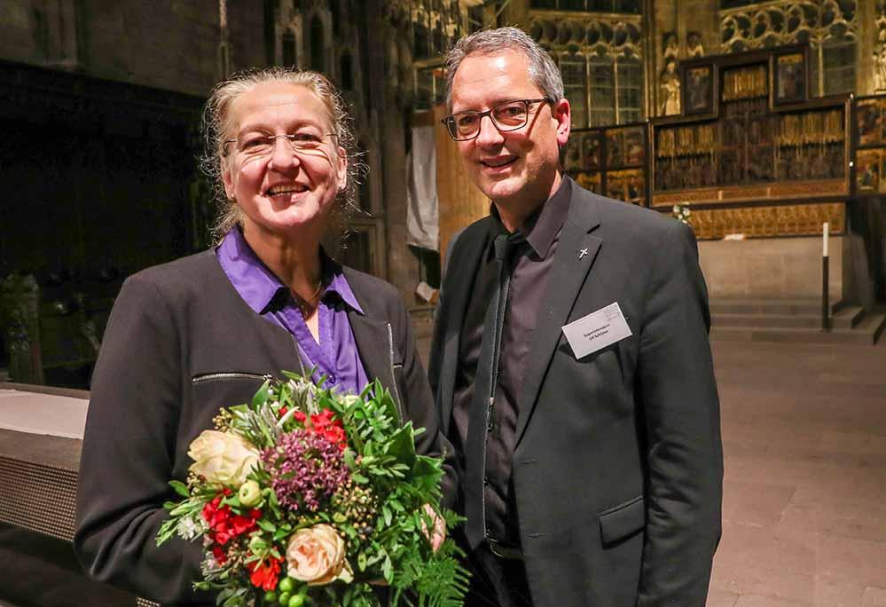 Heike Proske wird Nachfolgerin von Ulf Schlueter als Superintendentin.